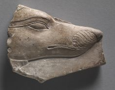 Double-sided limestone votive relief. Greco-Roman Period - Early Ptolemaic Period. 305-30 B.C. | Cleveland Museum of Art