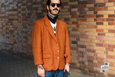 FULL WOOL VINTAGE SPORTY JACKET via LUSSO SPORTIVO Vintage Store. Click on the image to see more!