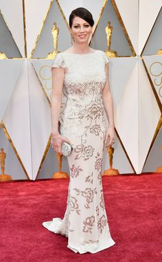 Jessica Oyelowo from Oscars 2017 Red Carpet Arrivals