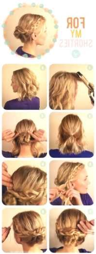 school hairstyles for short hair step by step - http://www.gohairstyles.net/school-hairstyles-for-short-hair-step-by-step/