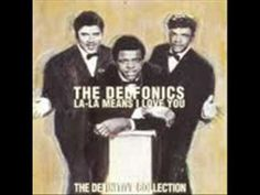 HEY THERE LONELY GIRL - THE DELFONICS