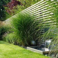 Privatgarten - Fam. Ch: moderner Garten von BEGRÜNDER