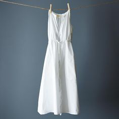 American Cotton Dress on Provisions by Food52, EASY TO MAKE!!