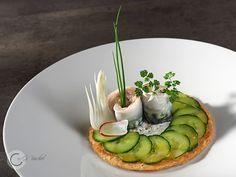 Tartine de maquereau Beau assiette désormais chef inconnu Habituel !!!