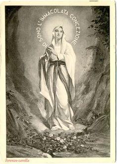 Cartoline di Lourdes 83