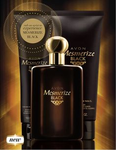 "I have never been a fan of the original Mesmerize (blue bottle) that Avon introduce many years ago.. But, I feel they have redeemed themselves with the Newest :Mesmerize Black"", this is an amazing woodsy fragrance that has the tendency to change throughout the day, while remaining pleasant and welcoming to our senses."