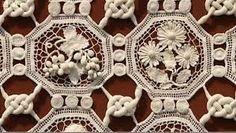 modern irish crochet - OMGorgeous!