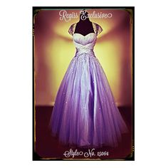 Regiss Exclusive prom 2014 - let your beauty bloom in this orchid ball gown from Regiss's exclusive prom 2014 collection! Ask for style number 15064! #regiss #regissprom #regissexclusive #purple #ballgown #swarovski #net #crystal #princess #sparkle #capsleeve #sweetheart