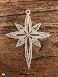 """""""Betlehemi csillag"""" (Cottonfresh) - Meska.hu"""