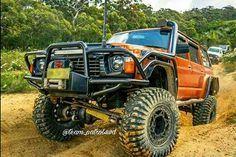 Tremenda máquina  #nissan #patrol #y60  #nissanworldwide #offroad  #pasionpatrol #movimientopatrol  #team_patrol4wd #estilodevida