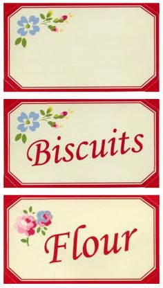 Sweet Tidings: Cath Kidston printable labels + wallpapers