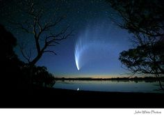 McNaughts Comet, Eyre Peninsula, South Australia.
