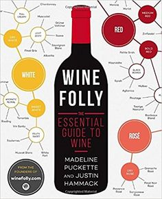 Wine Folly: The Essential Guide to Wine: Madeline Puckette, Justin Hammack: 9781592408993: Amazon.com: Books