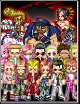 ゲーム任侠伝は無料でスグに遊べる!不良・ヤンキーによる壮絶ケンカバトル系SNS型オンラインゲーム