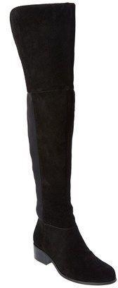 Charles David Womens Giza Leather Closed Toe Over Knee Fashion Boots Fashion ....