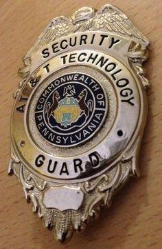 insignias de seguridad privada | ... de Seguridad de Estados Unidos: COMPRAR ONLINE de Insignia Online