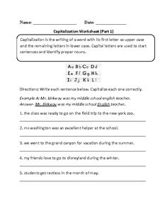 Englishlinx.com is a free resource for teachers, parents, students, and homeschoolers. The English Worksheets are categorized into two basic categories; Beginner and Intermediate level. The Beginner level worksheets cater to students in the elementary setting and the intermediate worksheets cater to students in middle and high school.