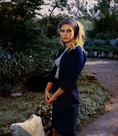 Brigitte Bardot (Le Mépris, 1963)