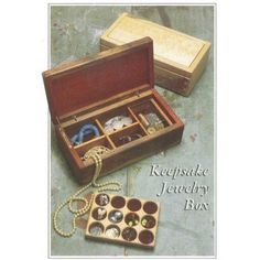 Woodworker's Journal Keepsake Jewelry Box Plan | Rockler Woodworking and Hardware