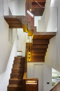 Articles about historic london building gets modern update dramatic staircase. Dwell is a platform for anyone to write about design and architecture. Floating Staircase, Modern Staircase, Staircase Design, Staircase Ideas, Interior Stairs, Interior Architecture, Interior Design, Escalier Design, Internal Courtyard