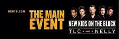 The Main Event NKOTB