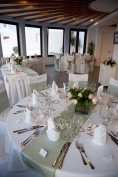 Wedding Receptions Gallery | Divine Weddings Santorini | Wedding Planner & Packages