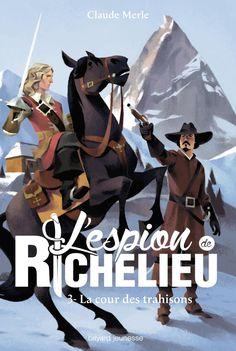 Il y a un traître dans l'entourage de Richelieu ! Or Ancelin réussit à le démasquer lors d'une fête donnée par l'ambassadeur d'Espagne. Il s'agit d'un proche du cardinal ! Décidément, tous ceux qui l'entourent conspirent… Lire la suite contre lui, soutenus par Marie de Médicis en personne. Car la reine mère est déterminée à […]