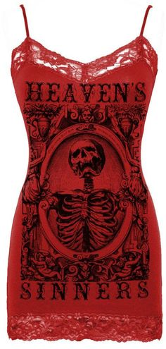 Se7en Deadly - Heavens Sinners Singlet