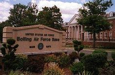 """Bolling AFB Washington, DC. Home of """"The Chief's Own,"""" Bolling Air Force Base and the 11th Wing includes the United States Air Force Honor Guard, and the United States Air Force Band. Stationed here the entire duration of my 30-year career (1976-2006)"""