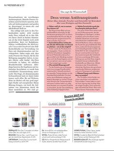 Derma ID Wienerin Magazin 1 Presse Stress, Skin Care, Let It Be, Instagram, Alcohol Free, Shaving, Skincare Routine, Skins Uk, Skincare