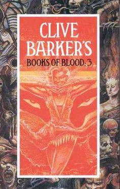 Barker's best were these first three volumes of short horror.