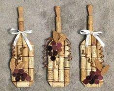 229 best Wine Cork crafts images