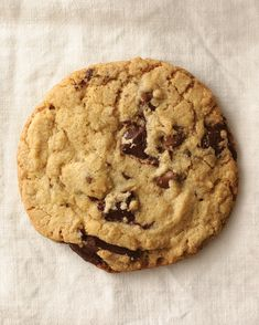 Our Favorite Cookie Recipes: These cookies are crispy at the edges, chewy in the center, and loaded with two kinds of chocolate. Feel free to add 2 cups chopped walnuts or pecans to the dough.
