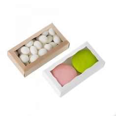 Macaron and Candy Boxes