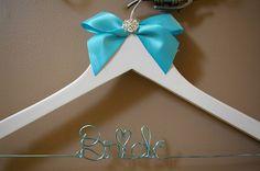 Tiffany Blue Wedding Dress by TheHangerGirl, $14.95