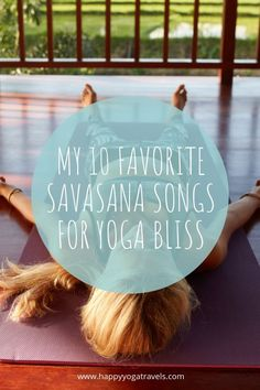 Discover 10 epic Savasana songs for your yoga practice. Close your eyes, allow your body to melt into the earth and allow your breath to flow calm and soft… Yoga Nidra, Yoga Sequences, Yin Yoga, Yoga Meditation, Namaste Yoga, Retiro Yoga, Chakras, Power Yoga, Yoga Playlist