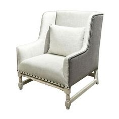 Bespoke Luca Arm Chair | Nebraska Furniture Mart