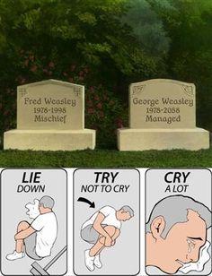 Weasley twins.