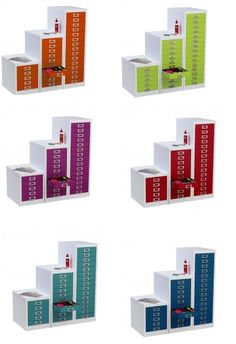 Low cost filing cabinets in a range of colours for the home or office. Free nationwide delivery!