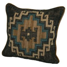I pinned this Marrakesh Pillow in Indigo from the Out of Africa event at Joss and Main!