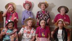 Essas adoráveis senhorinhas tem um recado a todos os haters.