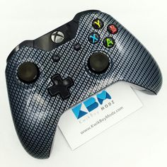 A Carbon Fiber Xbox One Controller Shipping Out From www.KwikBoyModz.com #KwikBoyModz #customcontroller #customcontrollers #XboxOne #XboxOneController #moddedcontroller #moddedcontrollers #ModdedXboxOneController #CustomXboxOneController #controller #controllers #controllermods #carbonfiber #carbon #gaming #gamer #gamers #instagaming