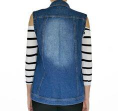 Colete jeans da marca Coleteria ♡ - Coletes femininos e infantis - Coleteria | sempre♡