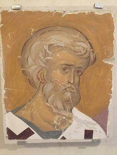 Byzantine Icons, Byzantine Art, Religious Paintings, Church Interior, Religious Images, Orthodox Icons, Sacred Art, Illuminated Manuscript, Holi