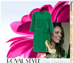 """Happy Kate in Green"" by Brittany on Polyvore. (contest set)"