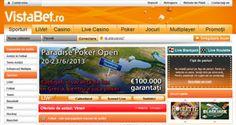 Agentia de pariuri online VistaBet