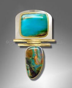 Opal Pendant.  Have always loved her work.  She has a great eye for color.