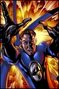 the fantastic four | ... one of the members of the fantastic four will die forever never to