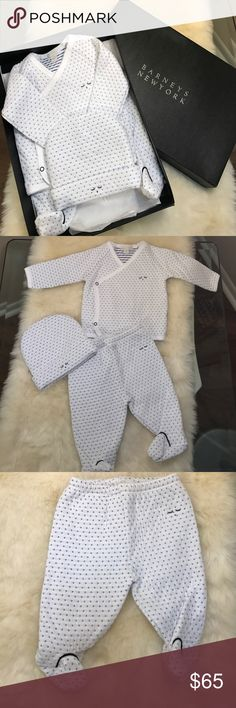 Livly Baby 1-3m Set New Livly Baby Matching Sets