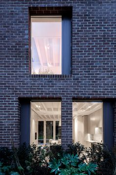 Alexander Martin Architects has added a three-storey extension to a Victorian house in north London